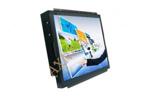 China HD Digital IR Touch Open Frame LCD Monitor 160/140 TFT Wide Screen on sale