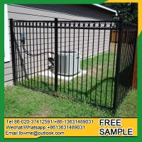 Fence factory Lot pictures iron fences Tampa wrought iron fencing