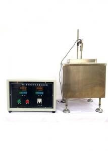 China High Automation Flammability Testing Equipment , Precision Combustion Machine on sale