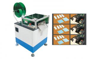 China Low Noise Wedge Cutting Machine For Induction Motor Stator , Output Can Be Set on sale
