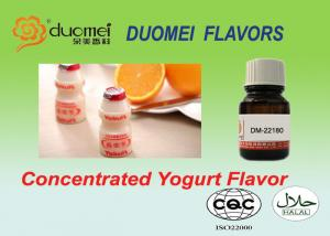 China PG Based Yoghurt Flavor Concentrates Food Flavouring Concentrates on sale