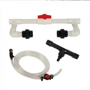 China Venturi Fertilizer Injector Economic drip tape Drip Irrigation Accessories supplier on sale