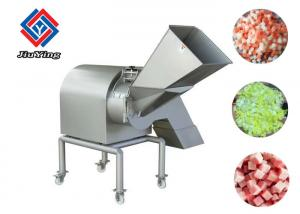 China Commercial Vegetable Dicer Machine Tomato Cube Cutting Fruit Processing Machine on sale