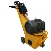 Electric Motor Asphalt Asphalt Scraper Machine 7.5KW 10 Inch 380V