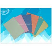 Disposable Medical Dental Patient Bibs 2 Ply Paper + 1 Ply Poly Film CE/ISO Certificate