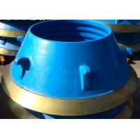 Pioneer Jaw Crusher Parts Cone Crusher Concave , Barmac Crusher Parts Mantle Liner