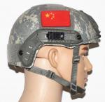 High Quality NIJ IIIA 9mm  Fast Bulletproof Helmet with Test report for Militray Equipment