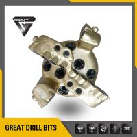 8-1/2  inch Steel Body PDC Bit  for oil drilling  ,  oil exploration drilling bit  GS1604