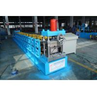 Gear Box Drive C Channel Roll Forming Machine With 10.3 × 1.5 × 1.2 M