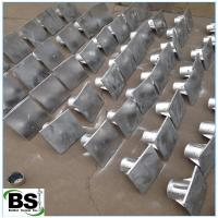 ASTM standard helical pile caps with top quality and cheap price