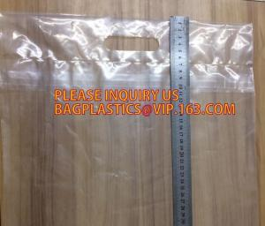 China Self Seal Zipper Plastic Retail Packing Bag, Zip Lock Bag Retail Package with Hang Hole, Direct buy China supplier pack on sale