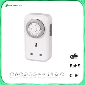 China automatic home 24 hours mechanical timer switch on sale