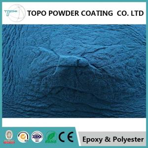China Excellent Flexibility Epoxy Polyester Powder Coating RAL 1005 Color Optional on sale