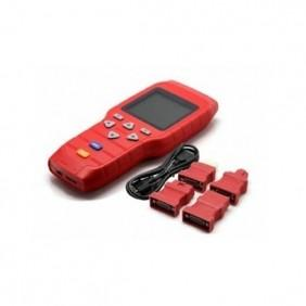 China Handheld ECU Car Key Programmer X-100+ For All Smart Card Matching Device on sale