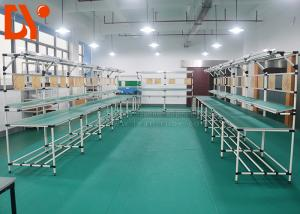 China Lean Flexible Production Line , Automated Assembly Line With Conveyor Belt on sale
