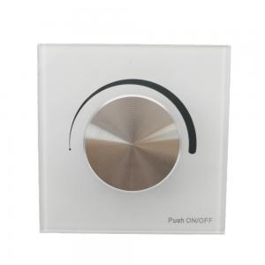 China Rotary Dimmer Switch For Led , 120v Dimmer Switch Compatible With Led Bulbs on sale