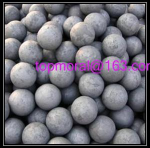 China Forged Grinding Media Steel Ball for Ball Mill on sale