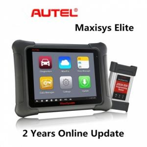 China Autel Maxisys Elite (Upgraded Version of MS908P Pro) Diagnostic Scanner with J2534 ECU Programming Extensive Vehicle on sale