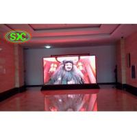 China P3 Led  full color Video billboard screen 192*192mm led wall message on sale