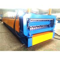 Metal Roofing Roll Forming Machine, Automatic Double Deck Roll Forming Machines
