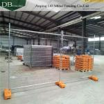 Construction Site Australian Temporary Fencing OD32mm 2100 X 2400mm
