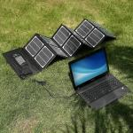 Outside Camera /  Ipad Solar Panel Charger 40W Discharging?Protection
