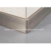 Titanium Gold Aluminium Skirting Boards Perth / Bunnings For Wall Edge Protection