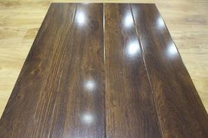 China 2015 new design high gloss laminate wood flooring on sale