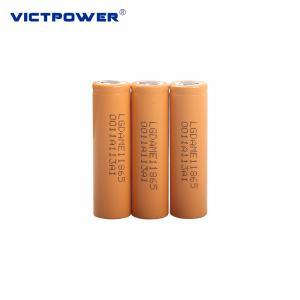 China Lithium power battery cells ICR18650ME1 2000mah 3.6v 18650 battery for electric tool wholesale