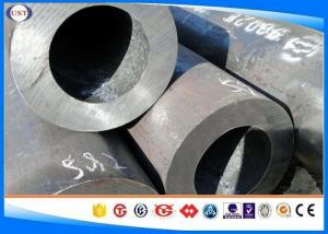 China St45 Grade B Steel Round Tube , OD 25-800 Mm WT 2-150 Mm Seamless Carbon Steel Tube on sale