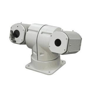 protocole portatif de la caméra ONVIF du réseau PTZ de laser de 800m et H265 complicant