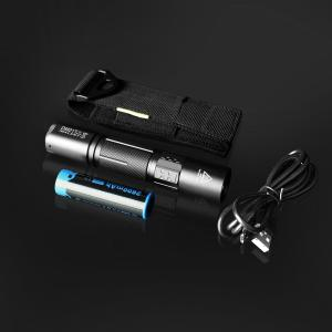 China Aerospace Most Powerful Tactical Led Flashlight  Aluminum Alloy Casing HA Type on sale