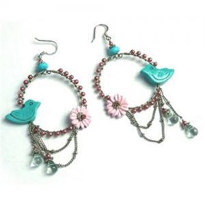 China Earrings/necklace/bracelet/ring/brooch/jewelry on sale