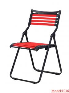 China Factory direct supply cheap metal frame beach chair folding chair outdoor foldable chair f on sale