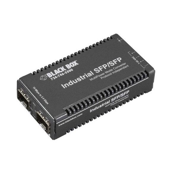 10/100m sfp ethernet media converter