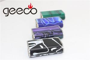 China China supplier variable voltage box mod 50 watts zero box mod sx350 vaporflask v2 in stock on sale