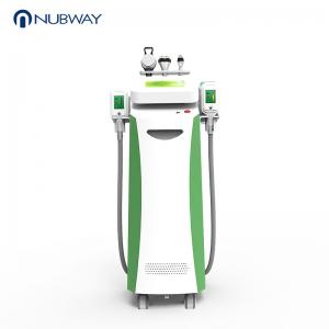 China Best triple cooling system RF Vacuum cryotherapy cryolipolysis vacuum cavitation on sale