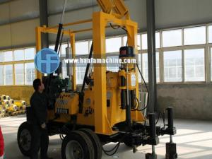 China HF-3 Water Well Drilling Rig Equipment on sale