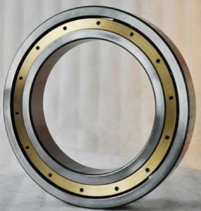China 6034M deep groove ball bearing,single row,brass cage on sale