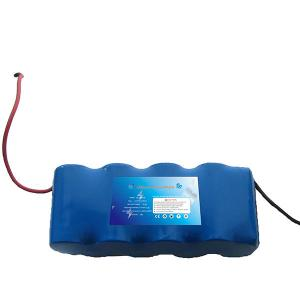 China Custom high quality lifepo4 battery 24v 5Ah for solar on sale