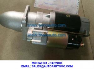 China M000A0301 - DAEWOO Starter Motor 24V 5.5KW 11T 40mm on sale