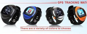 China Quad Touch Screen GPS Real Time Tracker Wrist Watches for Outdoor Adventure Travel on sale