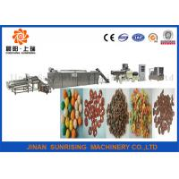 CE ISO Approval Snack Food Production Line For Corn , Rice , Wheat , Oat