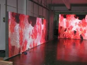 China P10 full color rental led screen video wall for advertising with CE & RoHS Clear vivid im on sale