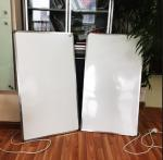 Hot sell 1000W warm room heating panel carbon crystal heater panel-manufacture