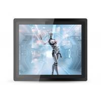 China IP65 front zero bezel 15 pcap touch panel PC with multi 10 touch points on sale