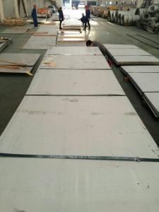 China Hot Rolled Thick / Thin Stainless Steel Sheets For Walls / Conveyor Belt on sale