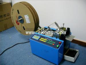 China Automatic Cutter for Flat Copper Wire/Copper Ribbon Wire/Copper Flat Wire Cutting on sale