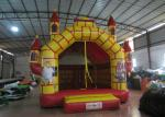 Red inflatable castle jump Inflatable soldiers inflatable castle bouncer house princess castle jump