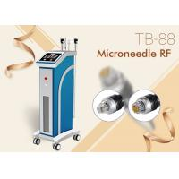 Fractional RF Micro needle Machine Painless Skin Tightening Acne Scars Removal